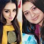 Payal Rajput, collage, 10 years challenge