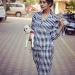 Payal Rajput, pet animal, hd