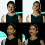 Rakul Preet Singh, movie, dev, collage, latest