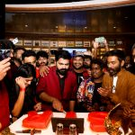 STR Birthday Celebration, cake, simbu, birthday