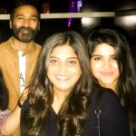 STR Birthday Celebration, manjima mohan, megha akash, dhaush
