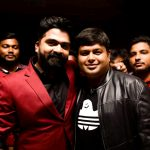 STR Birthday Celebration, music director, friends