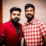 STR Birthday Celebration, simbu, pro, Hariharan Gajendran