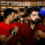 STR Birthday Celebration, stylish, simbu, latest