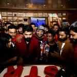 STR Birthday Celebration, tamil celebrity, simbu, party