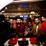 STR Birthday Celebration, team, hd, dhanush, simbu