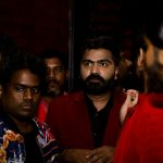 STR Birthday Celebration, yuvan, entry, simbu