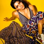 Samantha Akkineni, colourful, hd, samantha, photoshoot