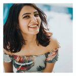 Samantha Akkineni, cute expression, smile, tamil actress