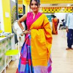 Sharanya Turadi, Nenjam Marappathillai Serial Actress, dress shop