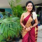 Sharanya Turadi, Run Serial Heroine, Sun Tv,  traditional