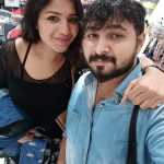 Sharanya Turadi, Run Serial, Sun Tv, spicy, friend