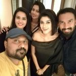 Shree Gopika, 90 ml Actress, oviya, shooting