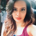 Shree Gopika, 90 ml Actress, selfie, loose hair