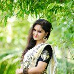 Shritha Sivadas, heroine, Dhilluku Dhuddu 2, saree, hd