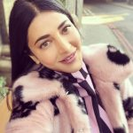 Shruti Haasan, selfie, hd, vacation