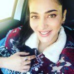 Shruti Haasan, smile, selfie, actress