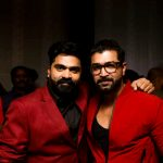 Simbu Birthday Celebration, str, simbu, arun vijay, hd, actors