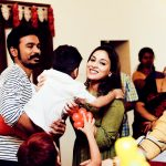 Soundarya Rajinikanth, dhanush, birthday celebration