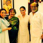 Soundarya Rajinikanth, family, hd, wallpaper