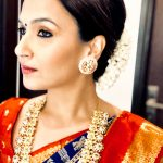 Soundarya Rajinikanth, latest, hd, saree, marriage