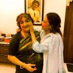 Soundarya Rajinikanth, mother, amma, hd