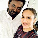 Soundarya Rajinikanth, selfie, associate director, Ponniyin selvan