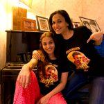 Soundarya Rajinikanth, sister, aishwarya dhanush