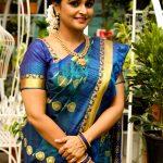 Thamilarasan, Remya Nambeesan, saree, malayalam actress