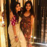 Indhuja Ravichandran, Athulya Ravi, Friends