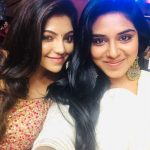 Indhuja Ravichandran, athulya ravi, selfie