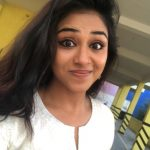 Indhuja Ravichandran, attractive eyes