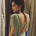 Ritika Singh, Vanangamudi Actress, back side