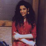 Ritika Singh, Vanangamudi Actress, red dress