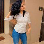 Ritika Singh, Vanangamudi Actress, white dress