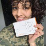 Ritika Singh, new hair style
