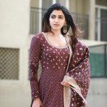 Sai Dhanshika, Udgharsha Actress, brown chudi, cute