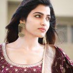Sai Dhanshika, Udgharsha Actress, brown dress, new look