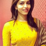 Sai Dhanshika, Udgharsha Actress, yellow chudi