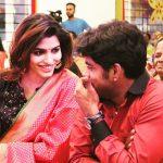 Sai Dhanshika, Vaalujada Actress, smile