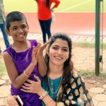 Sai Dhanshika, Vaalujada Actress, smile, 2019