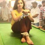 Sai Dhanshika, Yogida Heroine, shooting spot