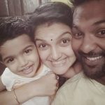 Saranya Mohan, family, husband, children