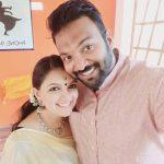 Saranya Mohan, hobby, selfie