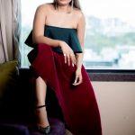 Srushti Dange, Pottu Actress, modern