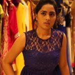 Srushti Dange, Pottu Actress, shooting