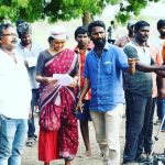 Asuran, malayalam actress, shooting spot, movie