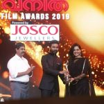 Manju Warrier, award, function, malayalam actress
