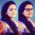 Manju Warrier, rare, unseen, faceapp